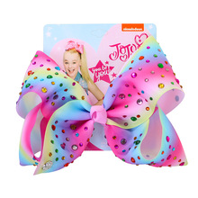 Jojo Siwa 8 inch <strong>hair</strong> bows children's holiday party <strong>hair</strong> <strong>accessories</strong>