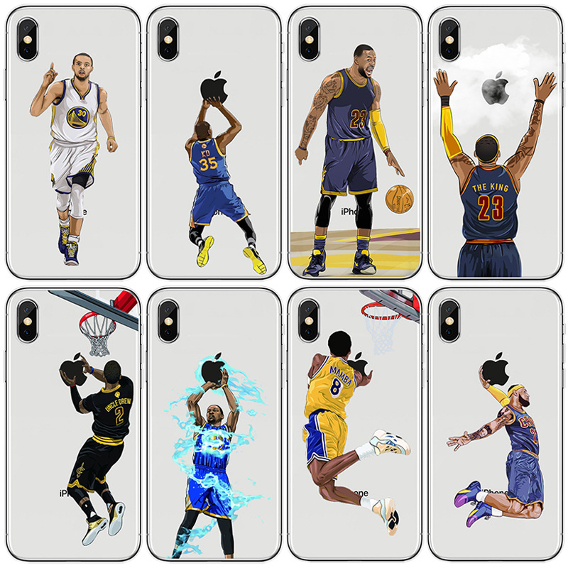2020 NEW TPU Shockproof Custom Cover For Iphone 11 Pro Max NBA Soccer Supstar Mobile Cell Phone <strong>Case</strong>