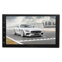Android Radio 8.1 System universal 7 inch 2 din Car Player GPS navigation With WIFI Bluetooth FM MIrror Link