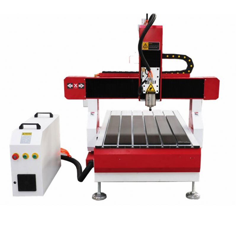 X/<strong>Y</strong>/Z Axis Precision Ball Screw Transmission Machine Cnc Milling Yubang Leaser 50W Mini