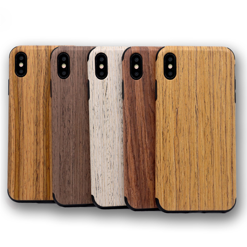 Best selling wooden  case for iphone x for iphone case wood