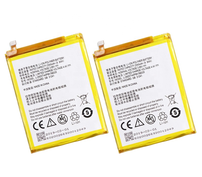 Replacement Lithium <strong>Mobile</strong> Battery Li3925T44P8h786035 For ZTE Blade V7 <strong>Z10</strong> BA910 A910 A512 Xiaoxian 4 BV0701 Batteries