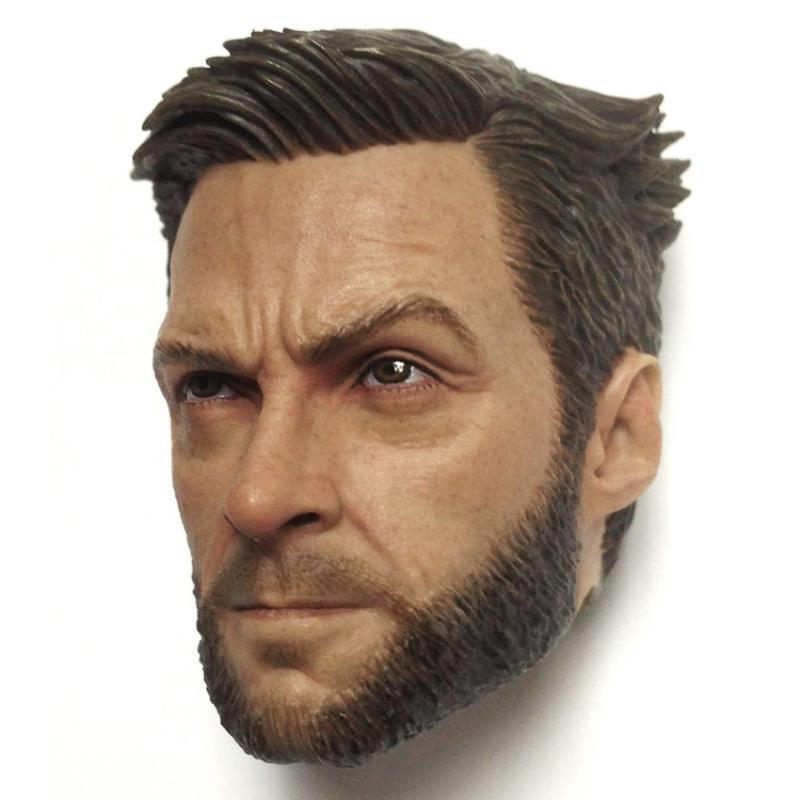 We Mainly Do Custom Products Pictures Just For Reference Custom Resin Art Collect 98% Simulation Figure Head JE-020