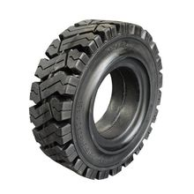 "16"" solid rubber tire"