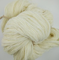 50% tencel 50% wool blended yarn for carpets
