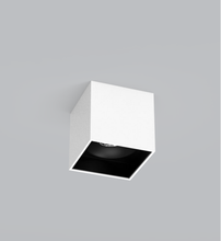 ECOJAS C6702 2*15W Custom two square <strong>downlights</strong> for hotel art exhibition wholesale