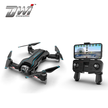 DWI Dowellin Drone Camera 1080P with Long Flying Time New Quadcopter