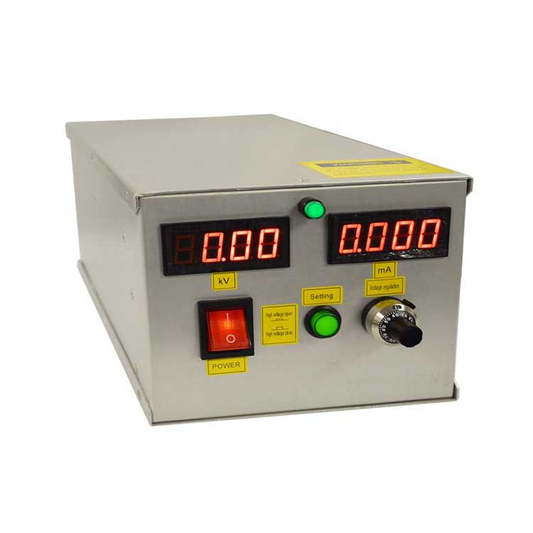 Electrospinning device 50kv high voltage dc power supply