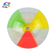 18in Promotion PVC Ball Inflatable Pool Beach Toys Water Ball with Custom Logo