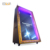 Latest indoor photobooth me shell magic selfie mirror photo booth kiosk case prices with ir touch screen for sale