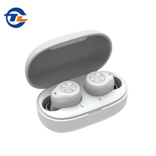 Free shipping earphone Huahaiqi wholesale wireless true stereo earbuds <strong>X10</strong> hiqh quality headphones for iphone 11 pro