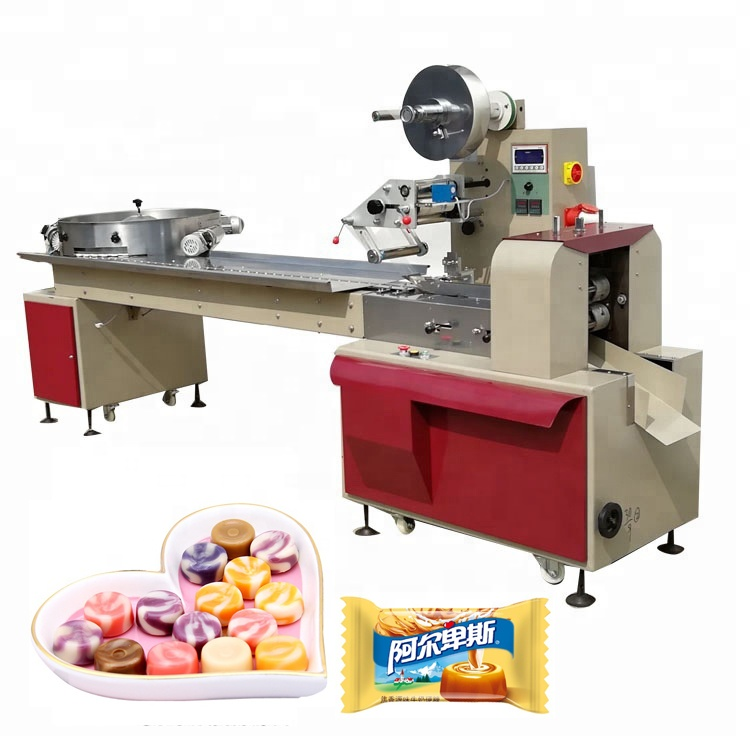 YB-800 Automatic chewing gum pillow type packing <strong>machine</strong>