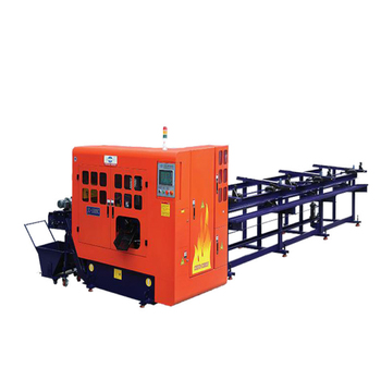 Full Automatic Metal Solid Bar Cold Saw Machinery