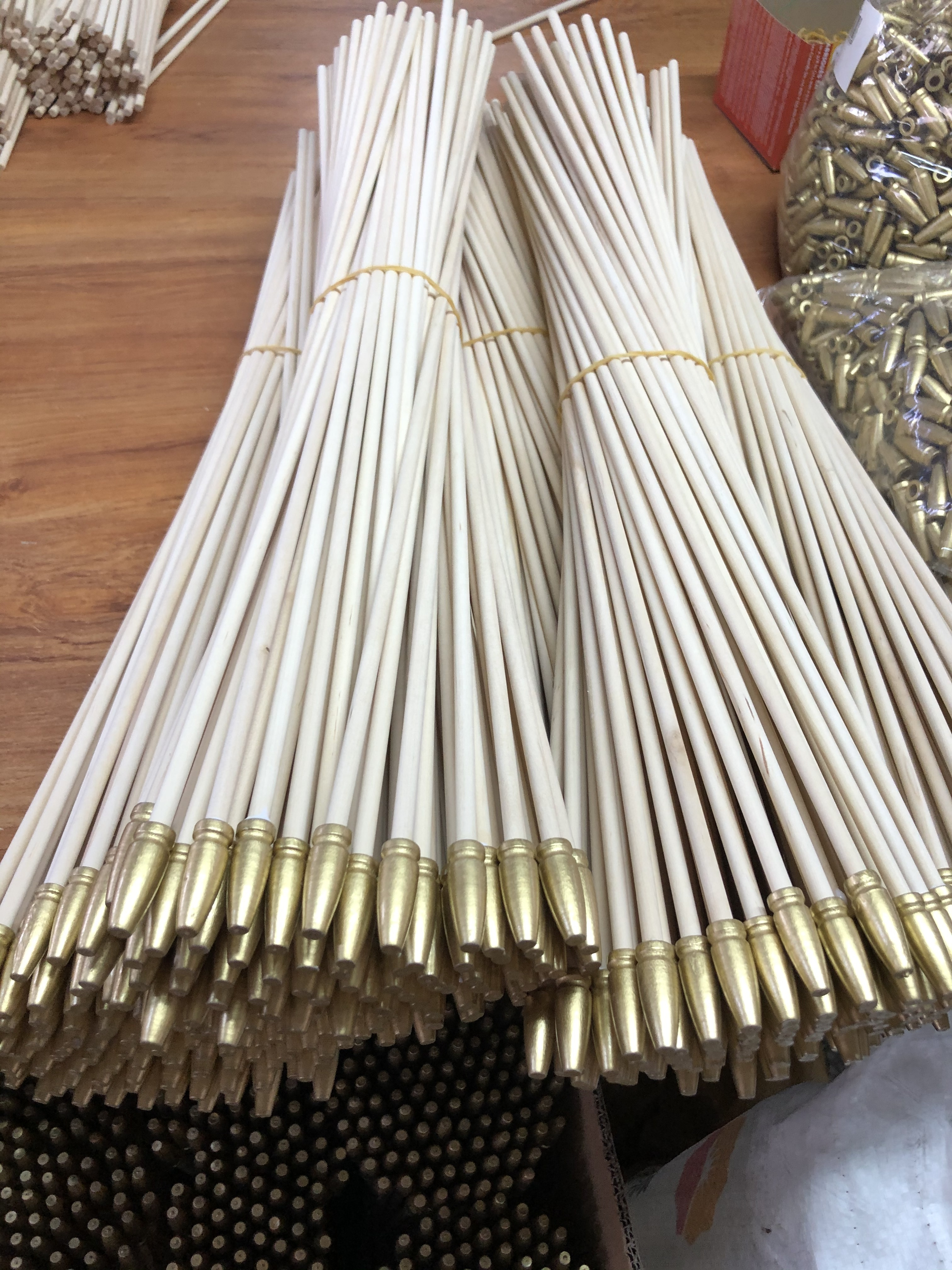 Wooden flag pole,wooden sticks,flag stick,direct factory,exporting Walmart.