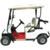2-Seats 4 Seater Gas Golf Carts Electric 4 Wheel Drive Used Golf Cart in Europe