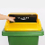 Outdoor 240Litre Plastic Wheeled Garbage Bin / Trash can / Dustbin