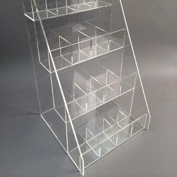 Weihai New Design  Centerpiece  Acrylic Display Stand