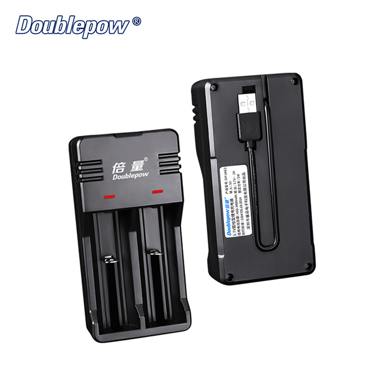3.7V Li-ion Charger 18650 26650 21700 14500 Cell