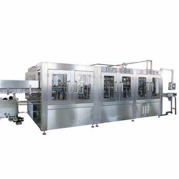 Full automatic quality assurance economic spring water filling production line