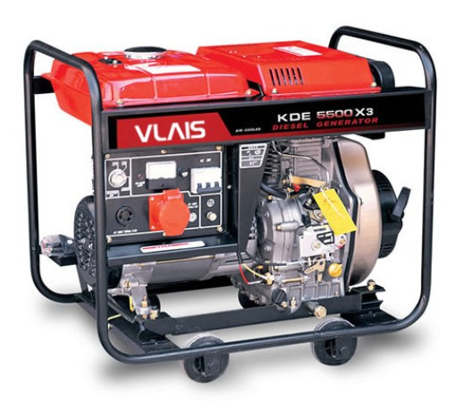 Small open type air cooled <strong>diesel</strong> 6.5kva welding generator for home use