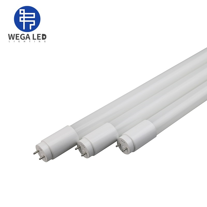 Factory 2U/4U/5U 18W 30w 32w 36W 40W 6000-6500K white color T8 fluorescent LED tube