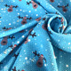 Bullet fabric No MOQ Digital print liverpool bullet knit printing polyester fabric for bow textile