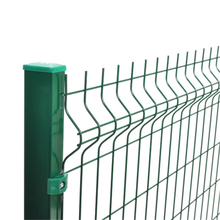 Akzo Nobel Powder <strong>Coating</strong> 3d Fence Panel V Shape Security Wire Mesh Fencing