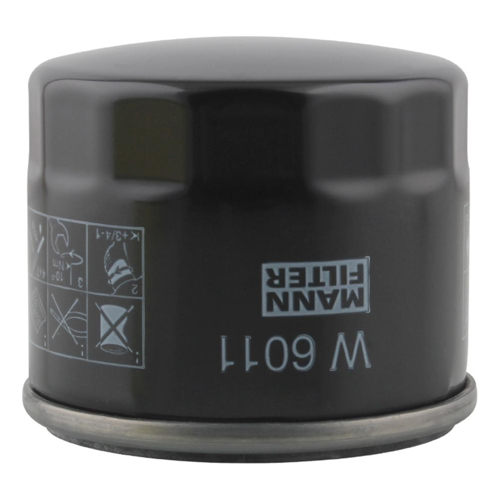 Mann <strong>W</strong> 6011 Engine Spin-on Oil Filter Compatible for MERCEDES-BENZ SMART 451/MITSUBISHI i-MIEV A132 180 01 <strong>10</strong>