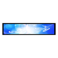 19 inch indoor advertising lcd screen bar lcd screens for sale
