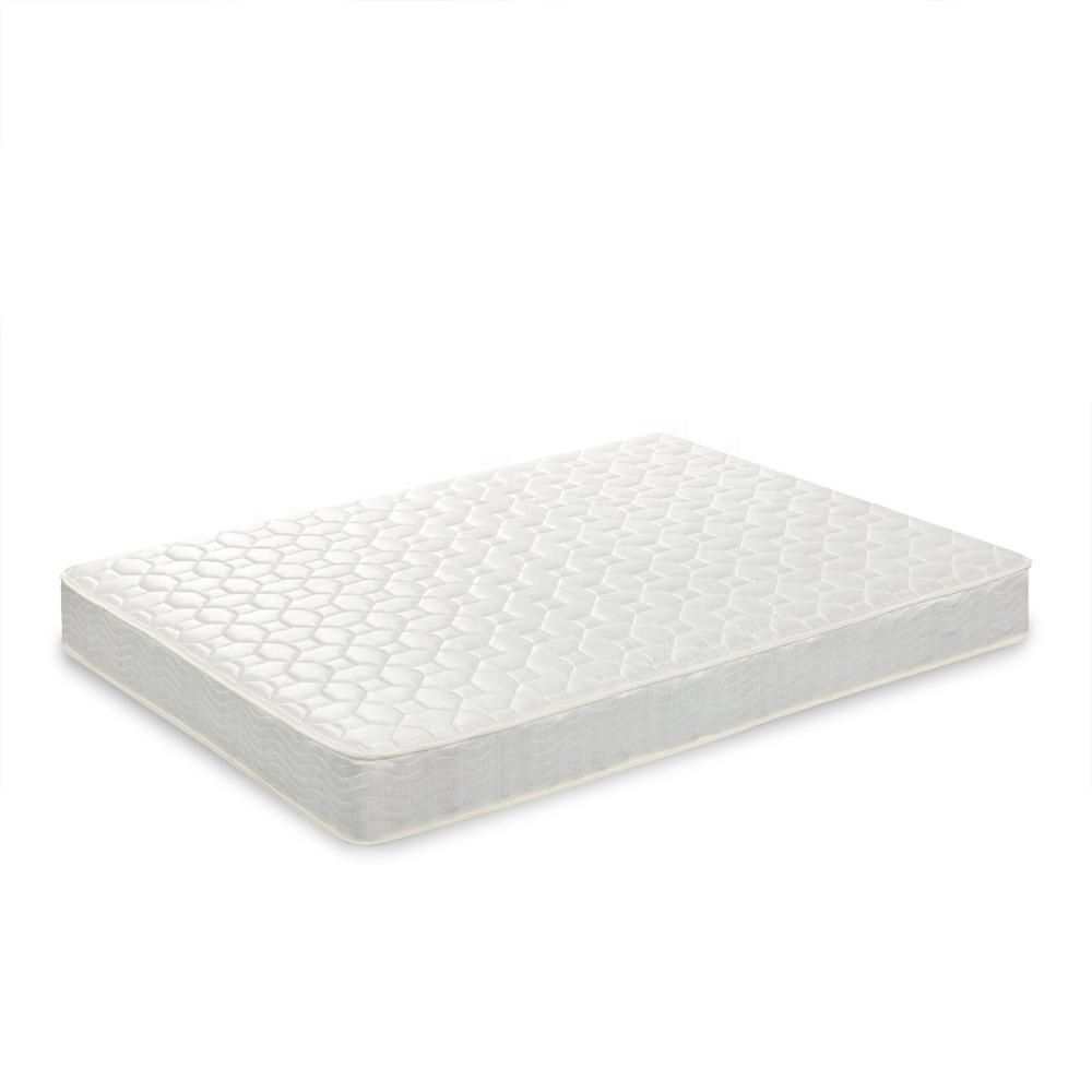 Hot Style Cheap Durable Fabric Pocket Spring Mattress for Hotel - Jozy Mattress | Jozy.net