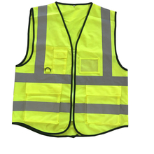 Green Reflective Vest <strong>Safety</strong>