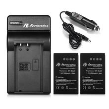 Powerextra MH-27 replacement nikon en-el20a <strong>battery</strong> <strong>charger</strong> and blackmagic en-el20 rechargeable Li-ion <strong>battery</strong>