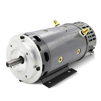 High power Electric vehicle dc 12 volt motor 3kw