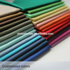 Customized colors