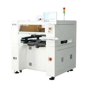 High Speed 6 Heads Multi-functional SMT Pick and Place Machine LED Automatic Chip Mounter Factory Sale