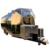 5.7m long mobile street concession stand trailer