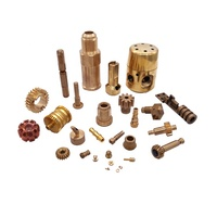 Chinese Suppliers Custom High Demand CNC Machining Brass Parts Brass Components