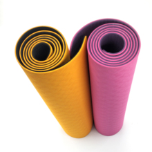 High Quality Yoga Wholesale Custom Printed Logo Nonslip Eco-Friendly Yoga Mat