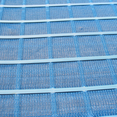 1.8mX10m of Blue unimesh/scaffolding protection <strong>mesh</strong>/hdpe scaffold safe <strong>mesh</strong>
