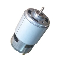 High Precision 12v 24v 36v 12000rpm 775 dc brushed motor with encoder