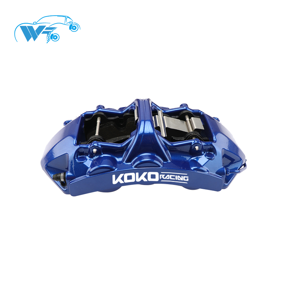 High perfomance GT6 Brake Calipers hydraulic brake 6piston drilled disc for <strong>w123</strong> mercedes
