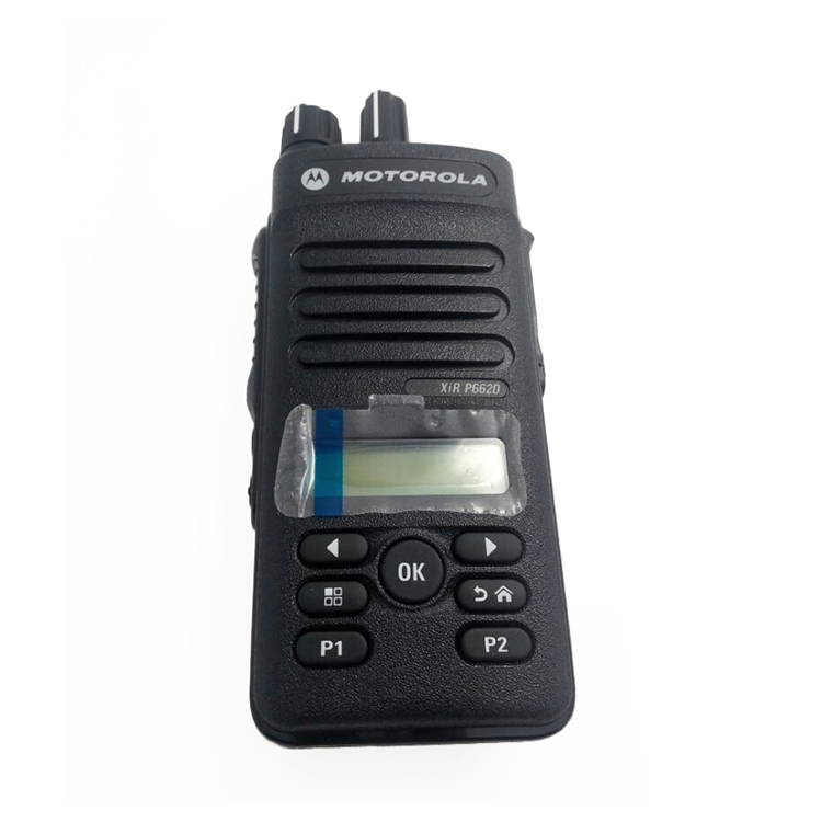 wireless communications XPR3500 high frequency radio digital MOTOROLA walkie-talkie