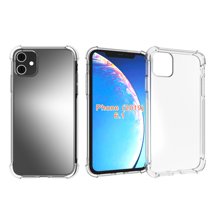 Shockproof Soft Gel TPU Back Cover Case For iPhone11 <strong>11</strong>