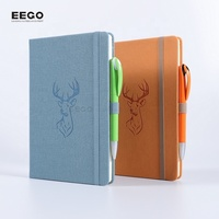 school supplies for kids new innovative stationery product with round buckle, new hardcover notebook