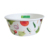kraft disposable salad paper bowl with lid