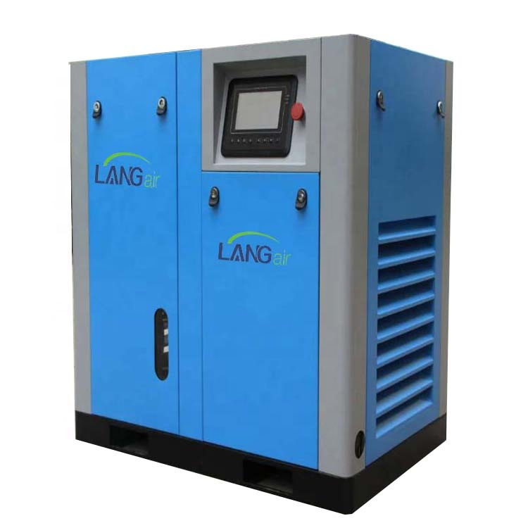 <strong>100</strong> percent PureOil free Langair Coupling Drive Air Compressor for Breathing