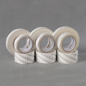 High Strength High Temperature Acrylic Adhesive Industrial Double Sided Fiberglass Hotmelt Tissue Paper Tape