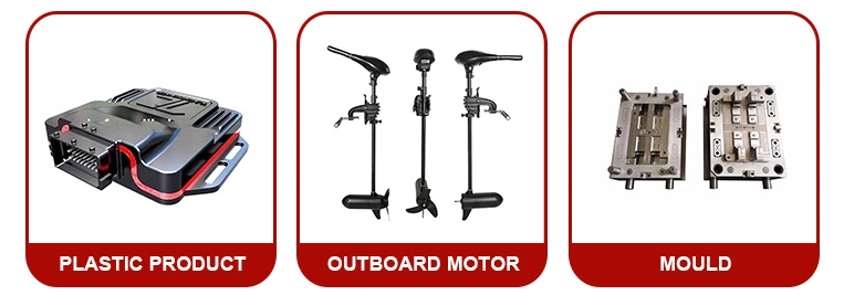 48V 15Olbs 2150W Brushless Marine Boat engine electric outboard trolling  motor
