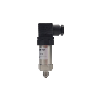 High temperature compact structure film flat pressure sensor
