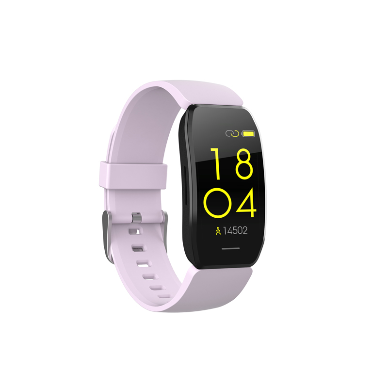 New <strong>C114</strong> smart bracelet monitoring sleep heart rate blood pressure step sports watch information call reminder reminder 2019